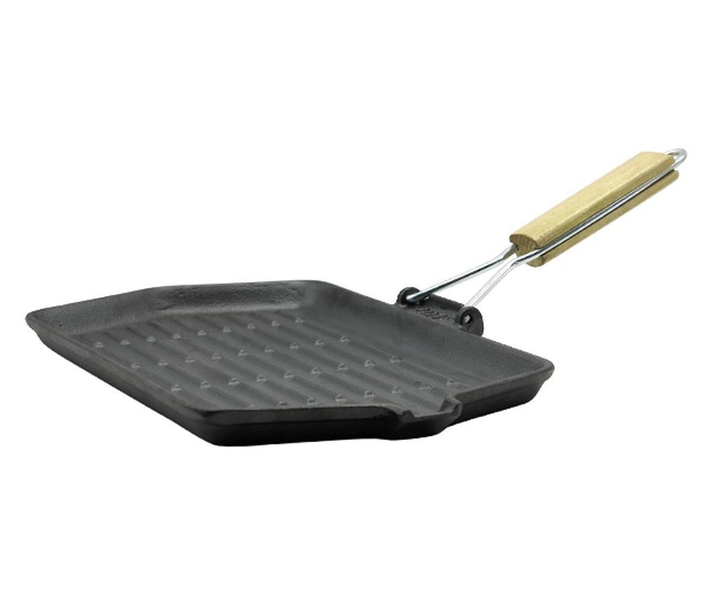 Tigaie grill  21x35 cm