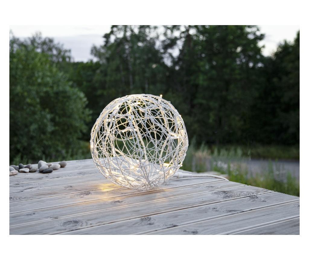 Decoratiune luminoasa de exterior Ball