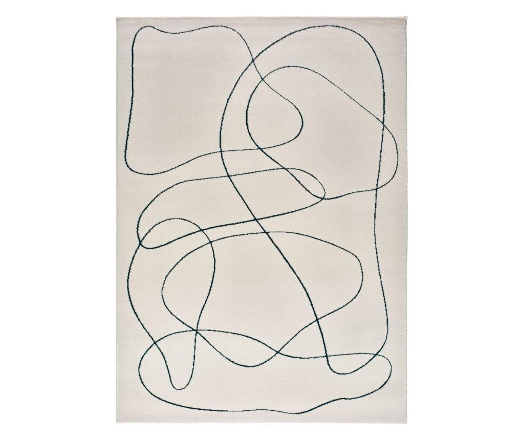 Tepih Sherry White 160x230 cm