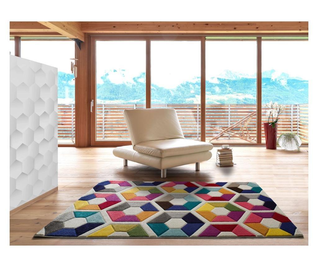 Covor Boutique Multicolor Hexa 160x230 cm