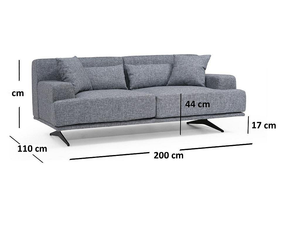 Canapea 2 locuri Bentley