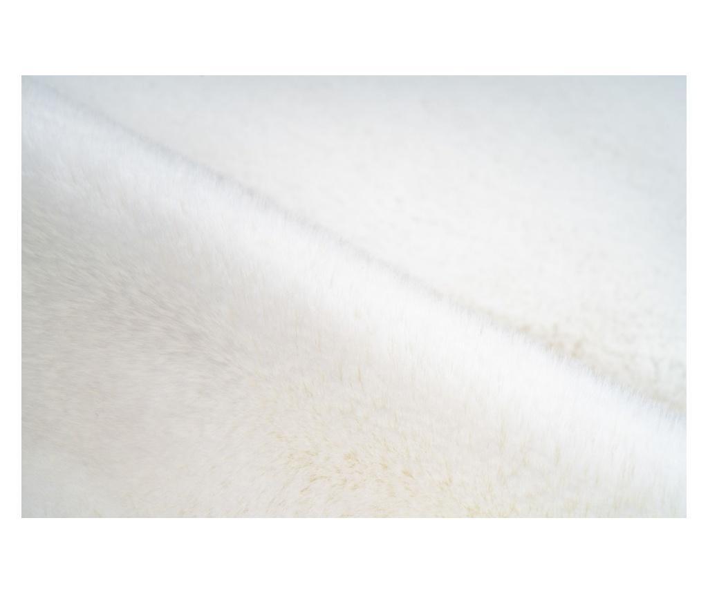 Tepih Fluffy Kids Penguin White 52x90 cm