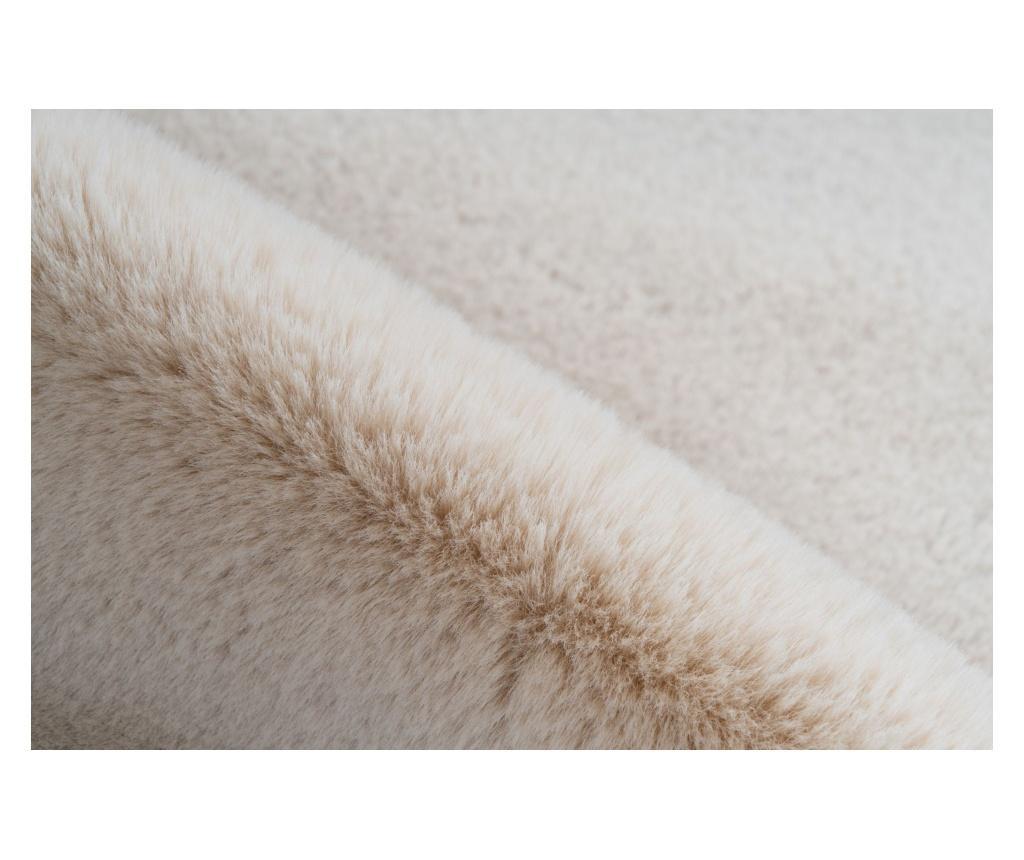 Tepih Fluffy Kids Cat Creme 81x90 cm