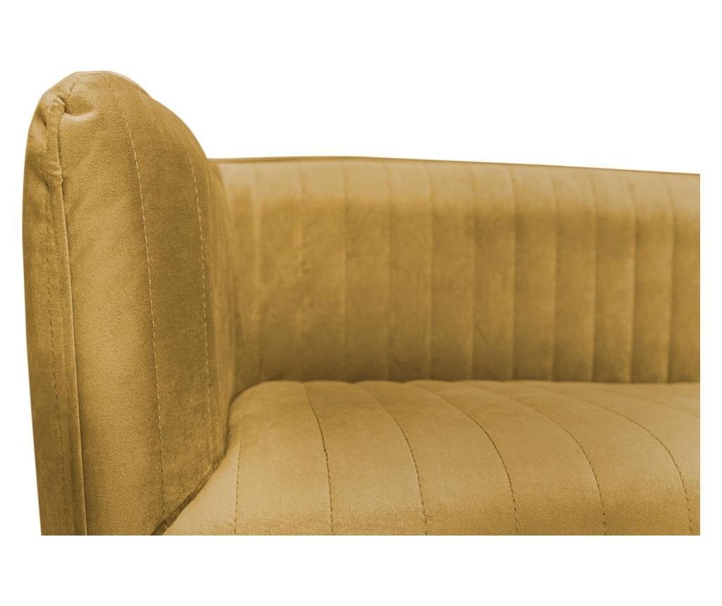 Soho Mustard Kétszemélyes kanapé
