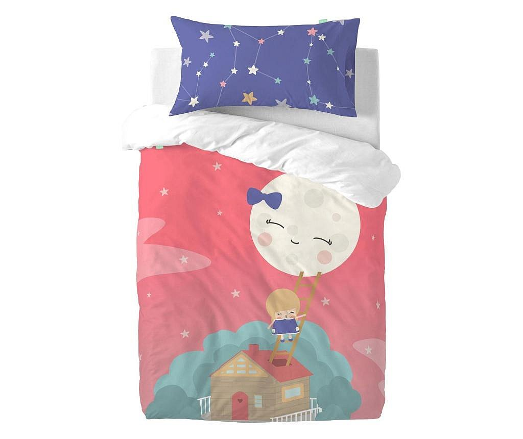 Posteljina za krevetić Moon Dream Uni