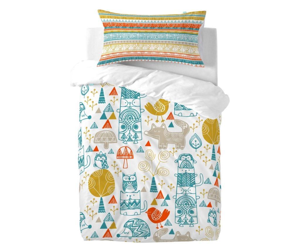 Posteljina za krevetić Teepee