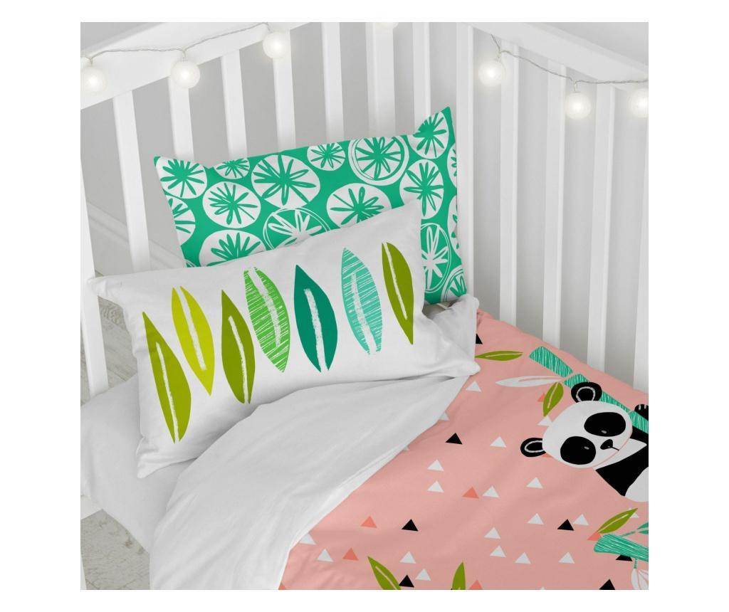 Set za krevetić Panda Garden Uni