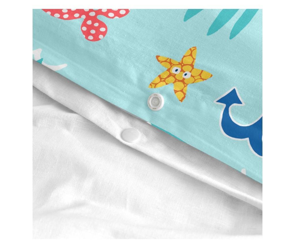 Set za krevetić Sea Life Uni