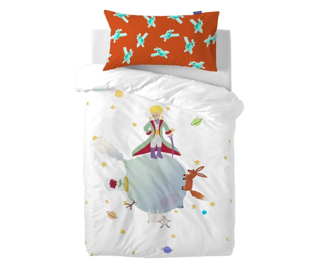 Posteljina za krevetić Little Prince Uni