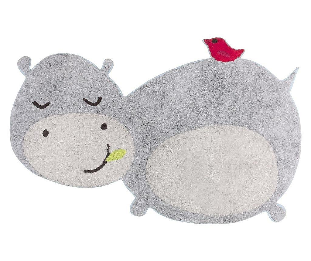 Tepih Hippo 160x102 cm