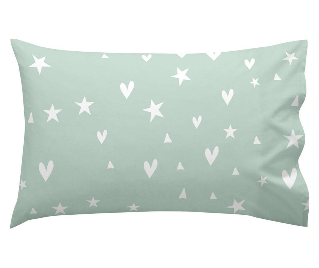 Set plahta za krevetić i jastučnica Best Buddies Uni