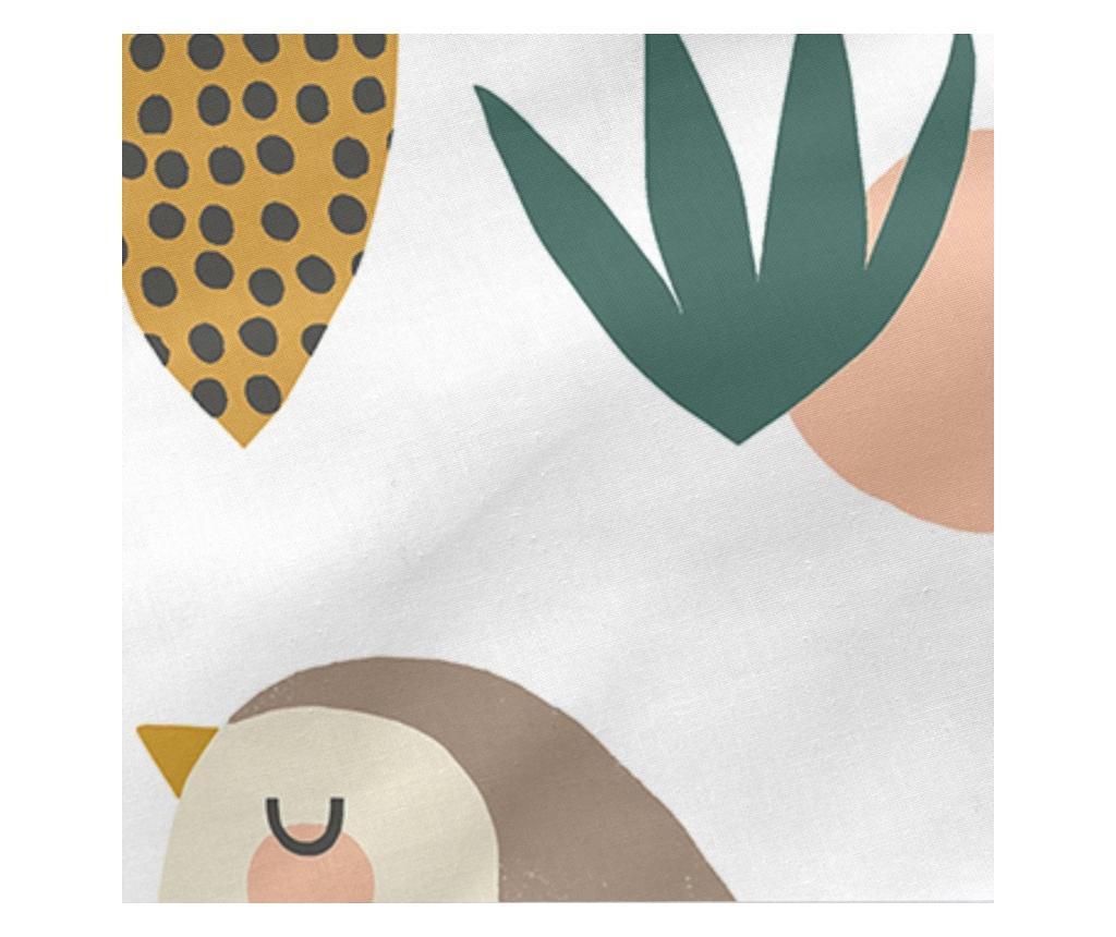 Set plahta za krevetić i jastučnica Harvestwood Extra Uni