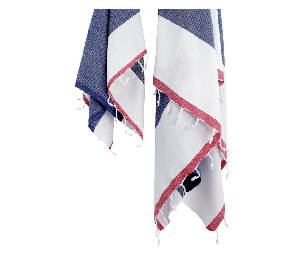 Set 2 kupaonska ručnika Azul Jeans