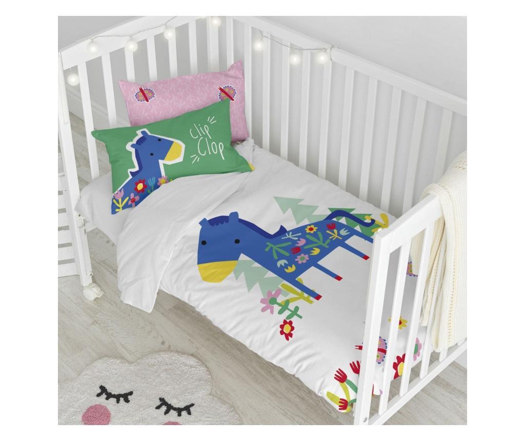 Posteljina za krevetić Horse