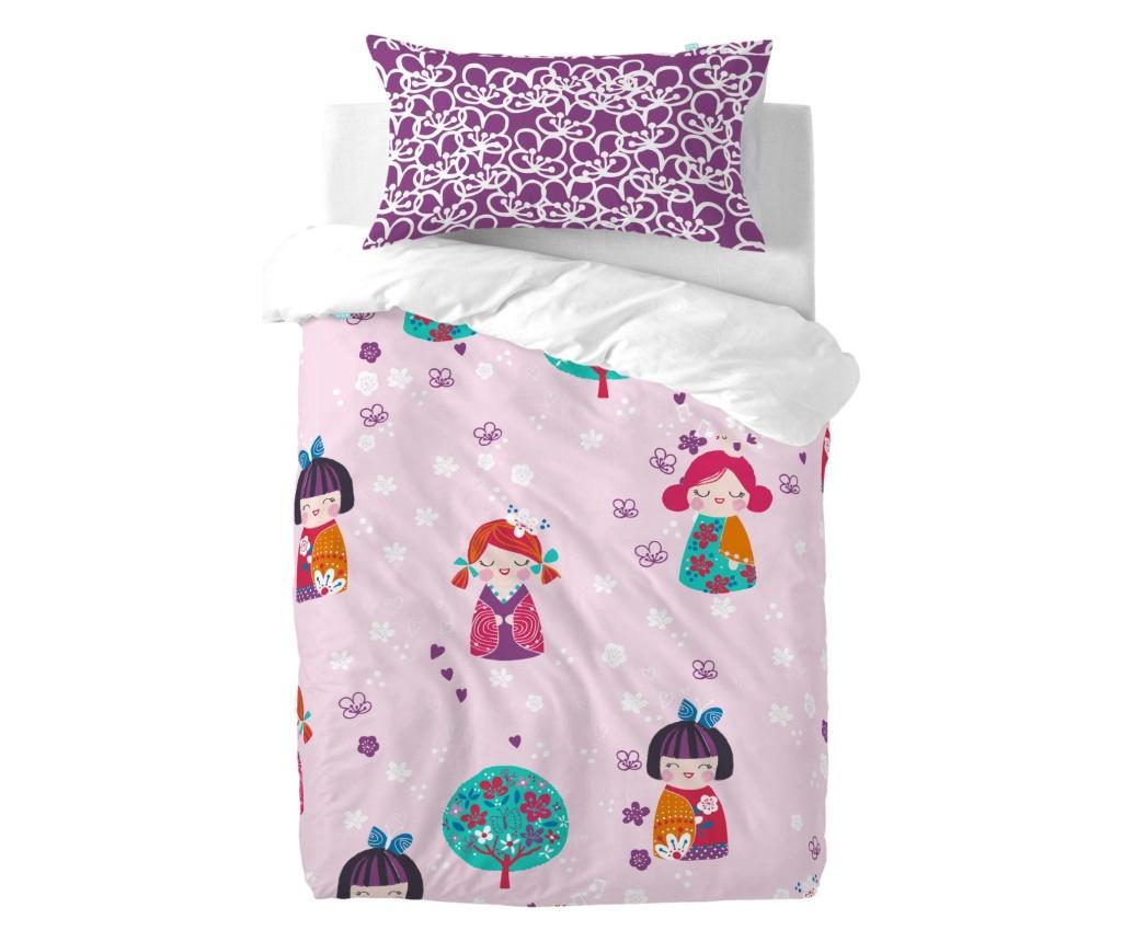 Set za krevetić Cherry Blossom Extra