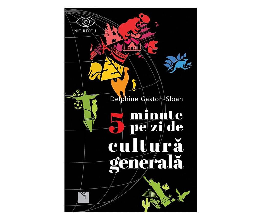Carte 5 minute pe zi de cultura generala