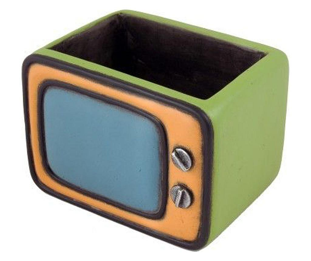 Ghiveci Vintage TV
