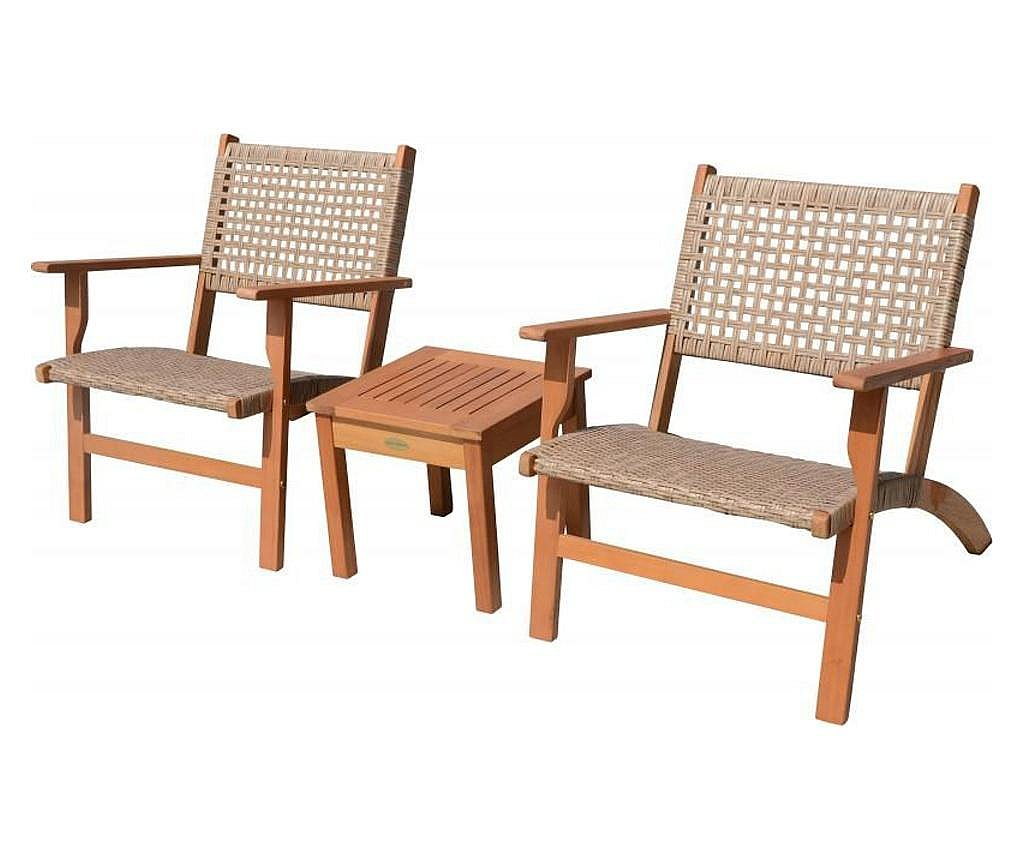 Set stol i 2 stolice Sonora