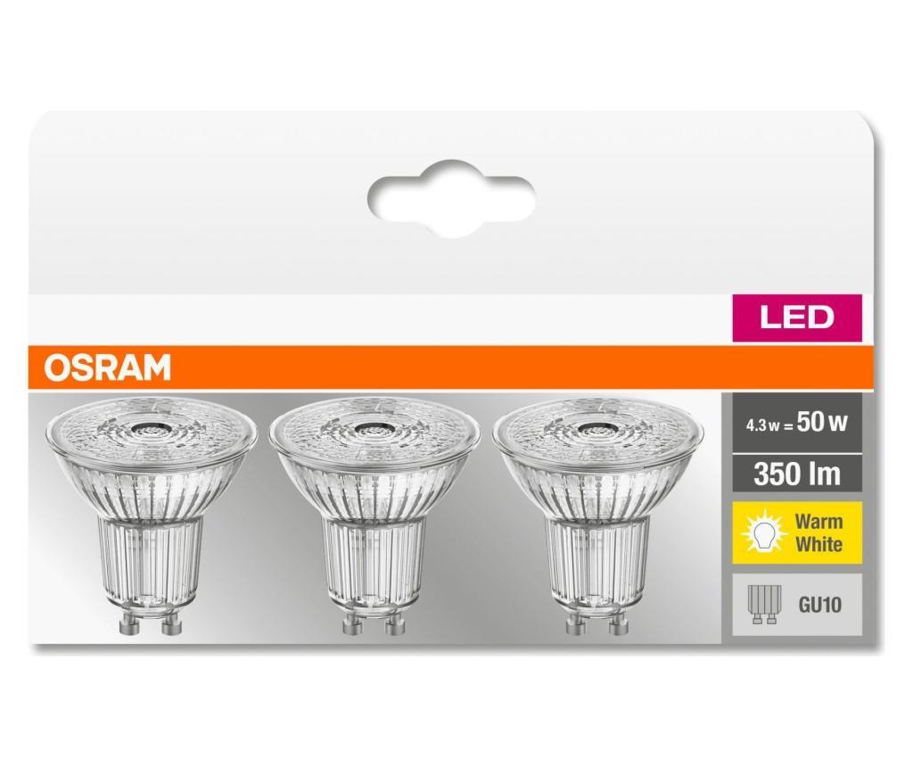 Sada 3 LED žárovek