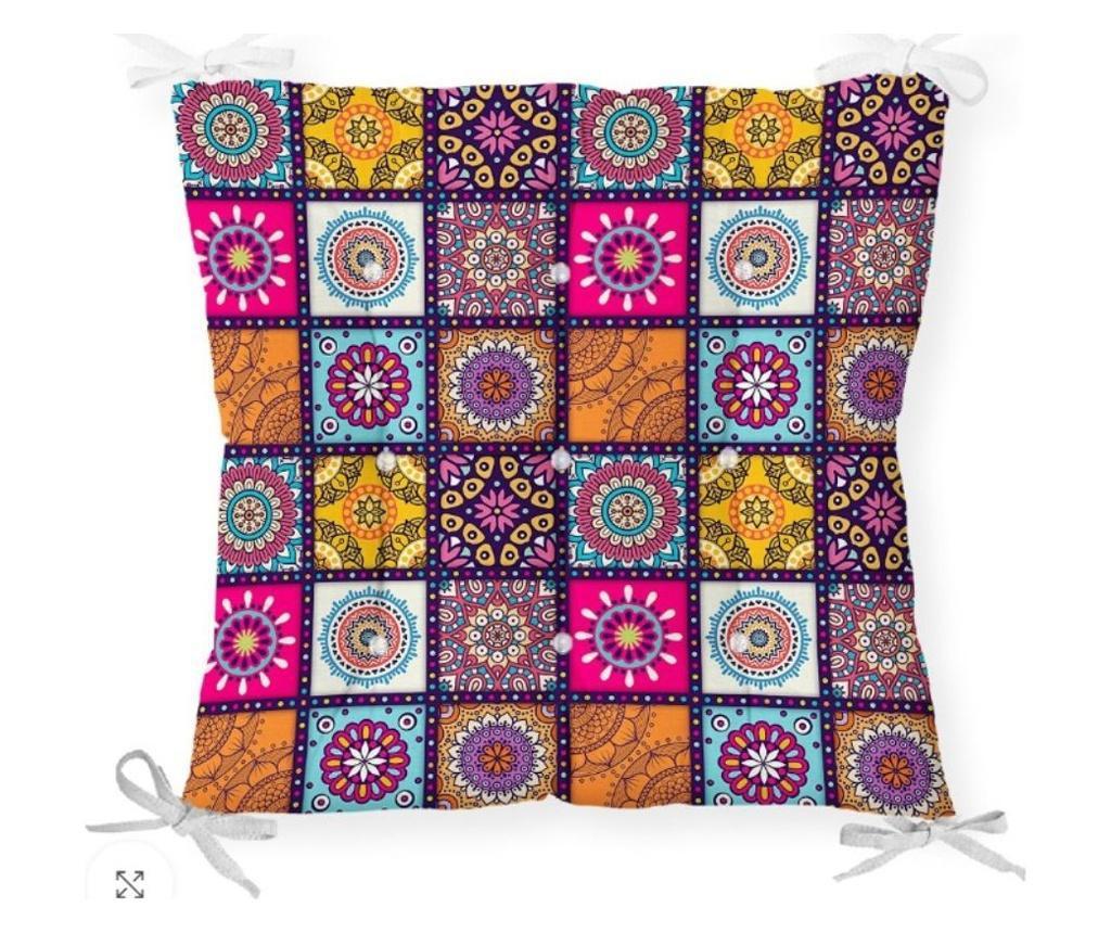 Perna de sezut Minimalist Cushion Covers Fluffy 42x42 cm