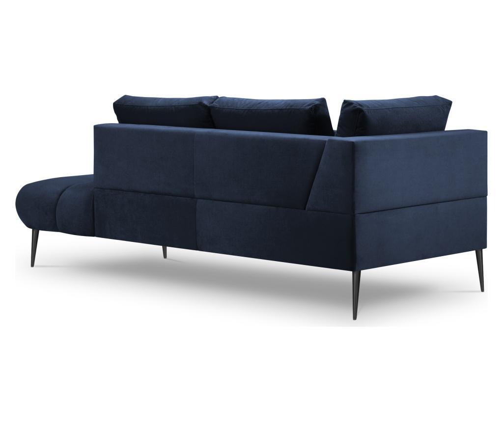 Canapea 2 locuri Octave Royal Blue