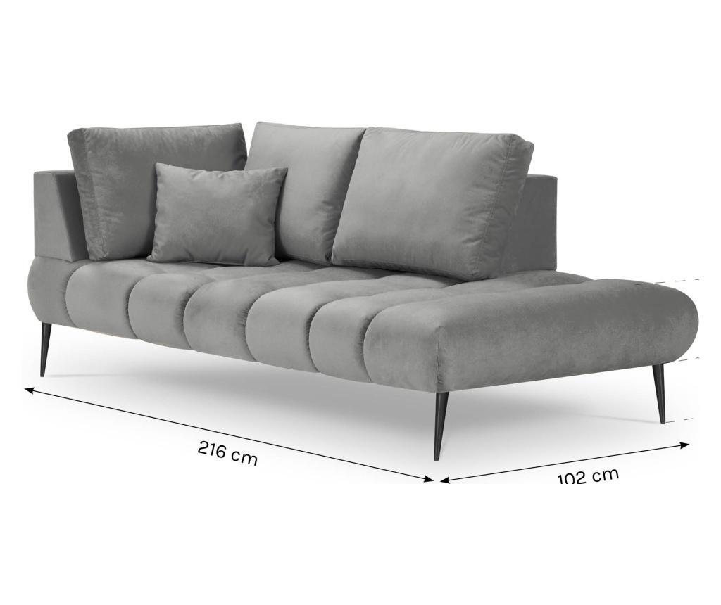 Sofa dvosjed Octave Royal Blue