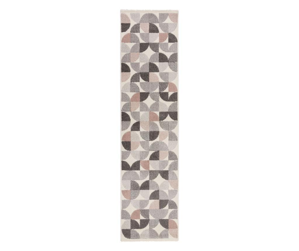 Tepih Alcazar Geometric 60x230 cm