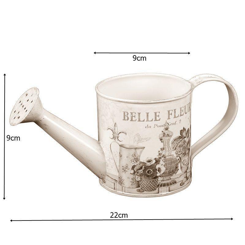 Ukrasna kanta za zalijevanje Belle Fleur Small Can