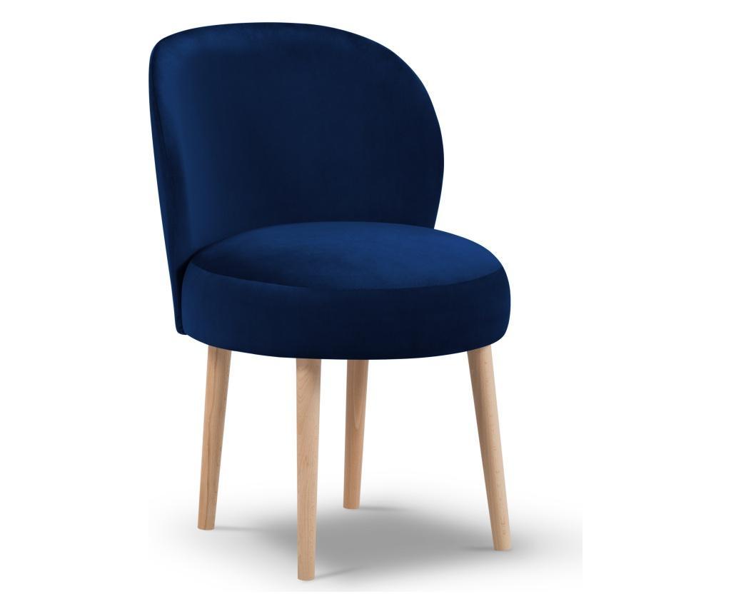Scaun Velvet Marimba Royal Blue