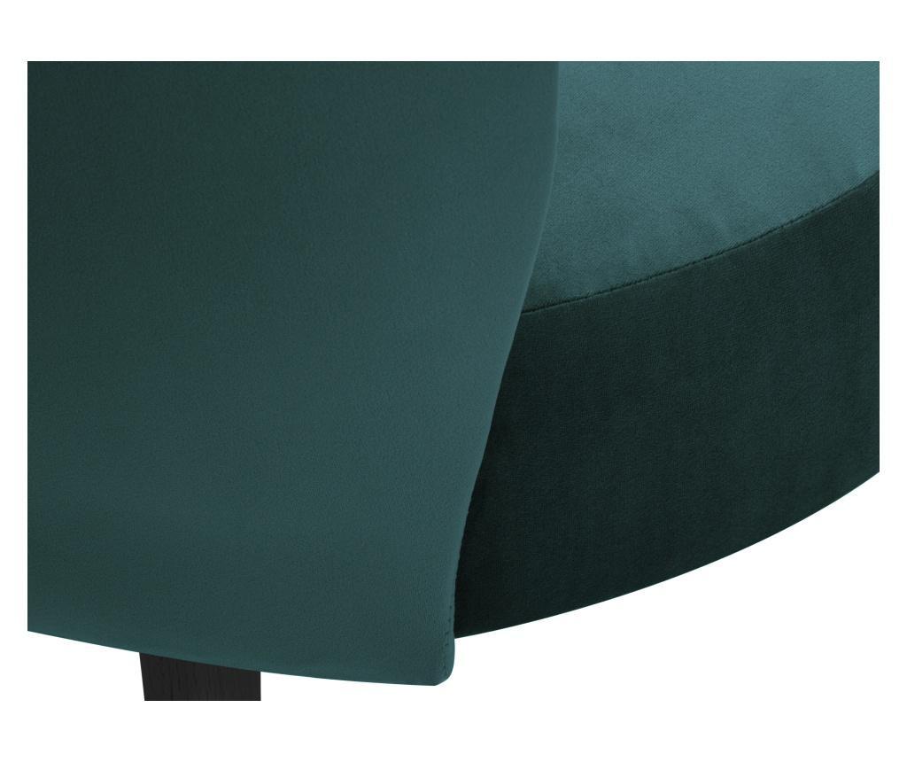 Scaun Velvet Marimba Petrol