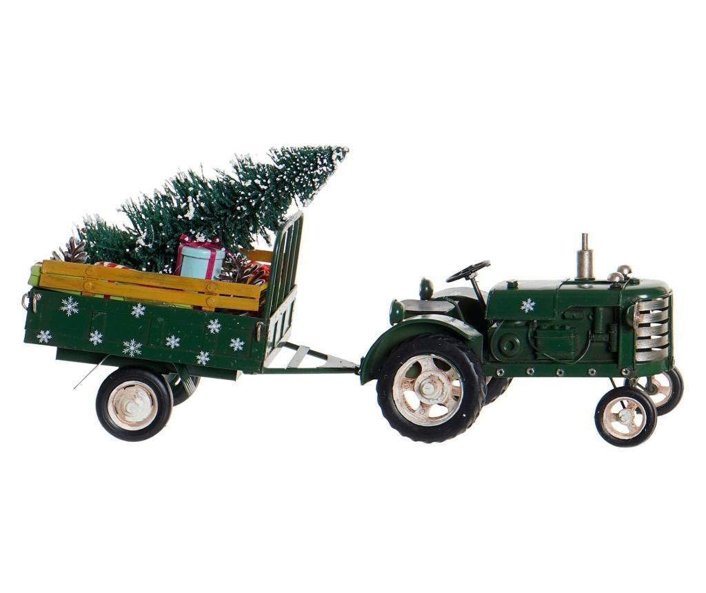 Decoratiune Vehicle Christmas Traditional