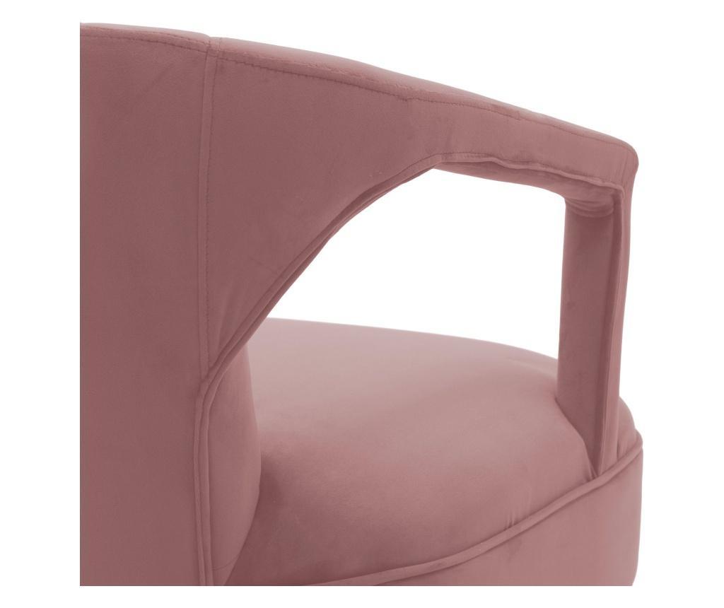 Velvet Pink Fotel