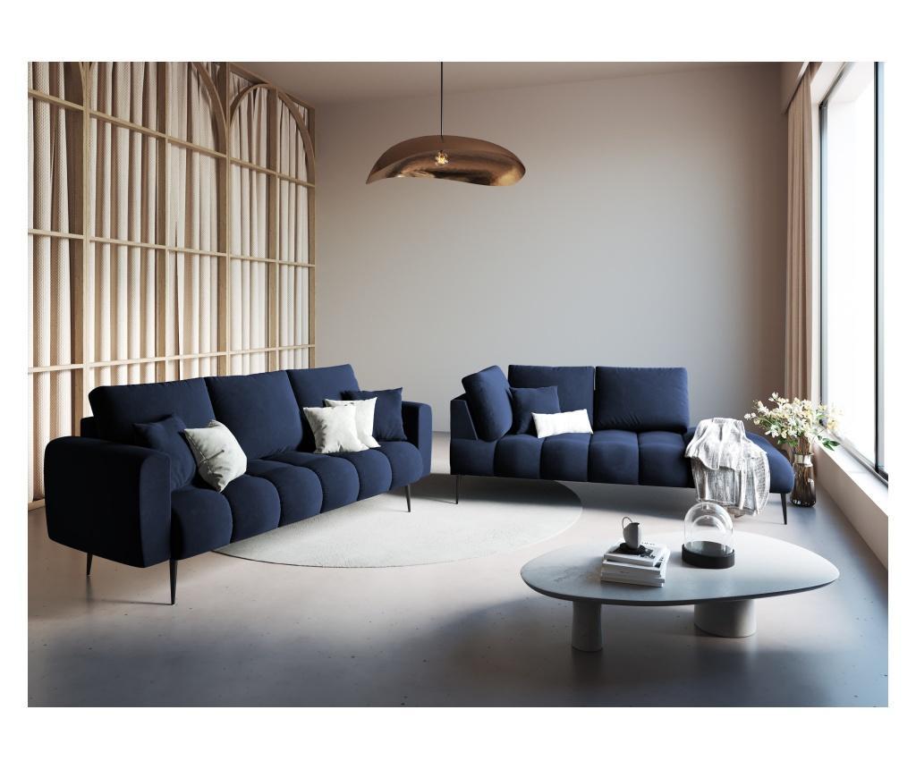 2 místná pohovka Octave Royal Blue