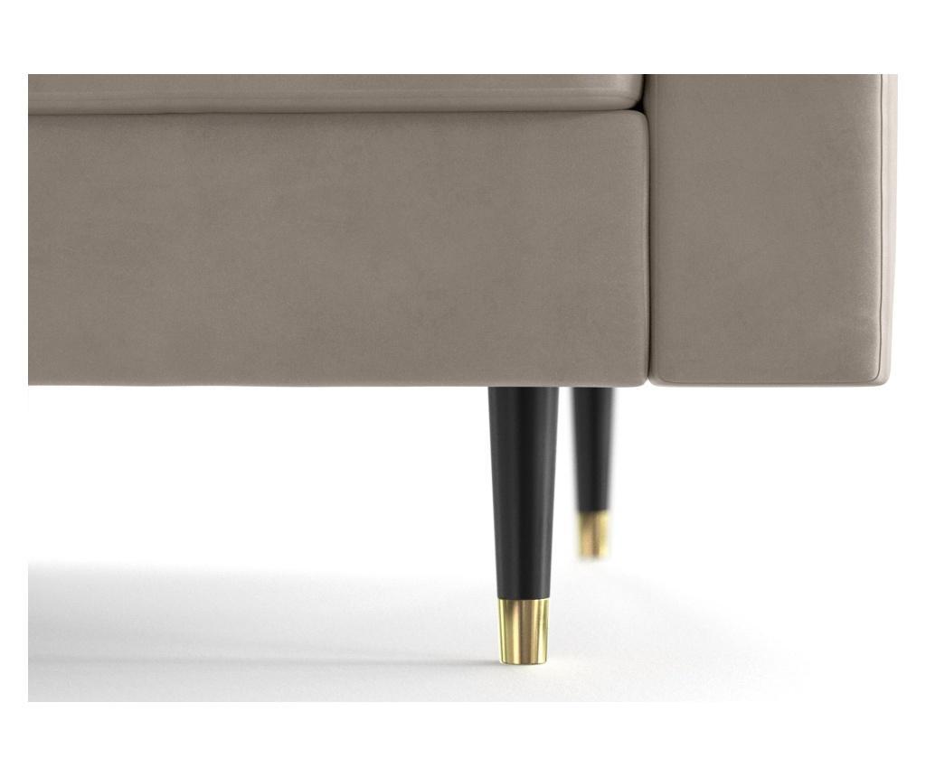 Aldo Taupe Háromszemélyes kanapé