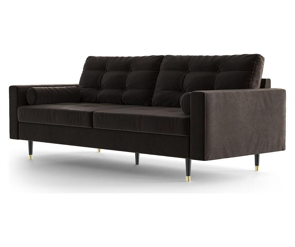 Canapea 3 locuri Aldo Brown