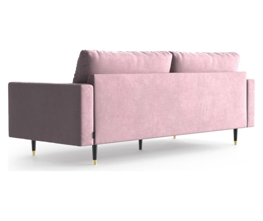 Canapea 3 locuri Aldo Lilac