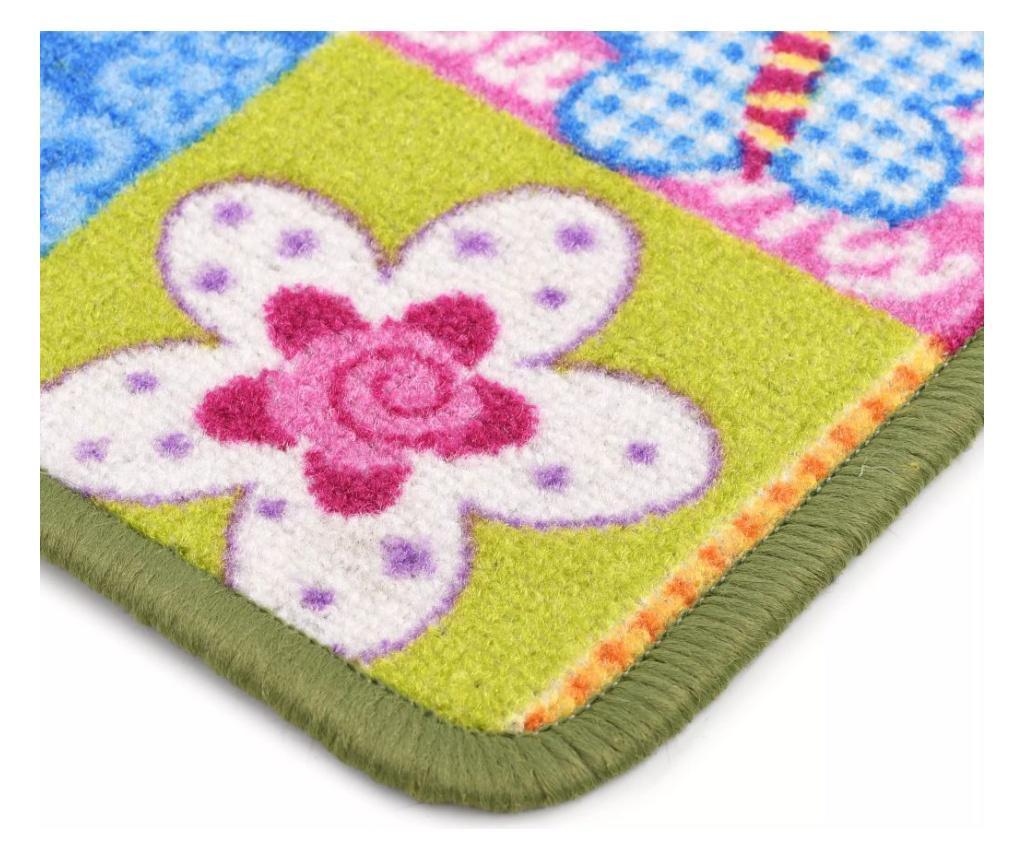 Tepih za igranje 133 x 180 cm uzorak leptira