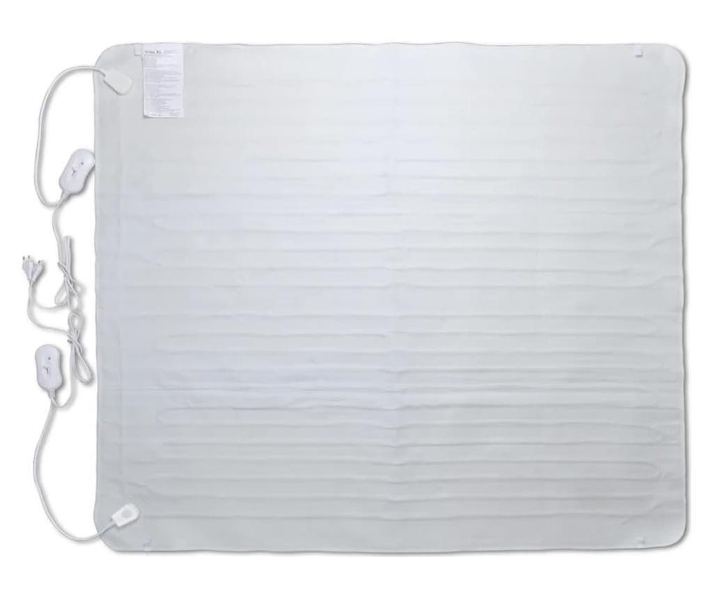 Elektrická polyesterová dečka - 150 x 140 cm