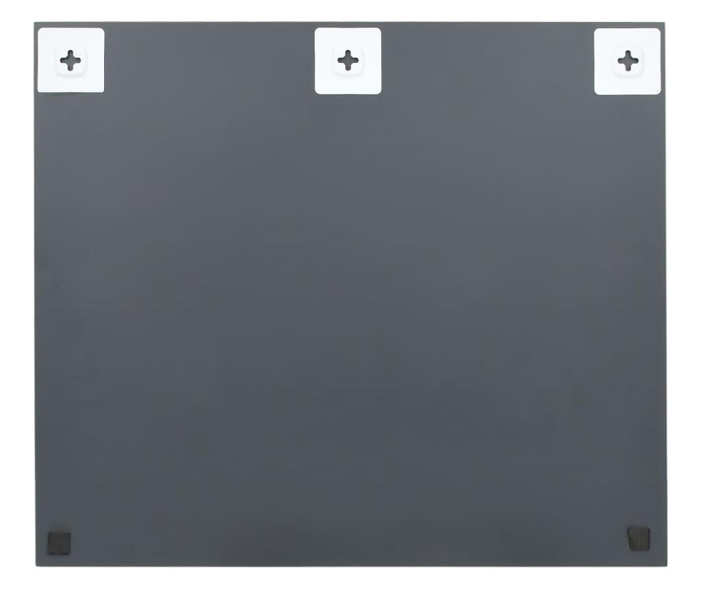 Oglinda fara rama, 80x60 cm, sticla