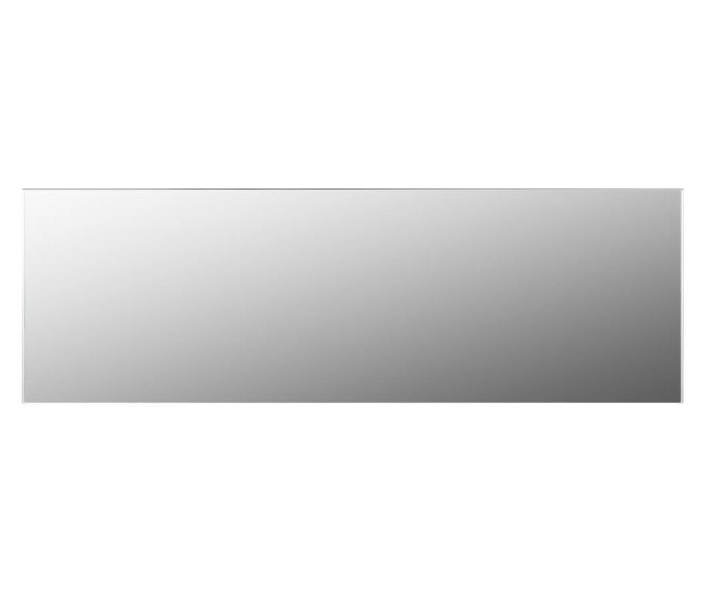 Oglinda fara rama,120 x 30 cm, sticla
