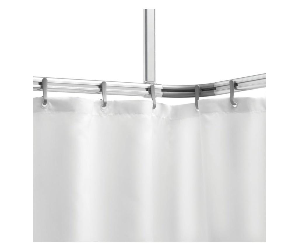 Sealskin Tyč na sprchový závěs hliníková Easy Roll 276623005