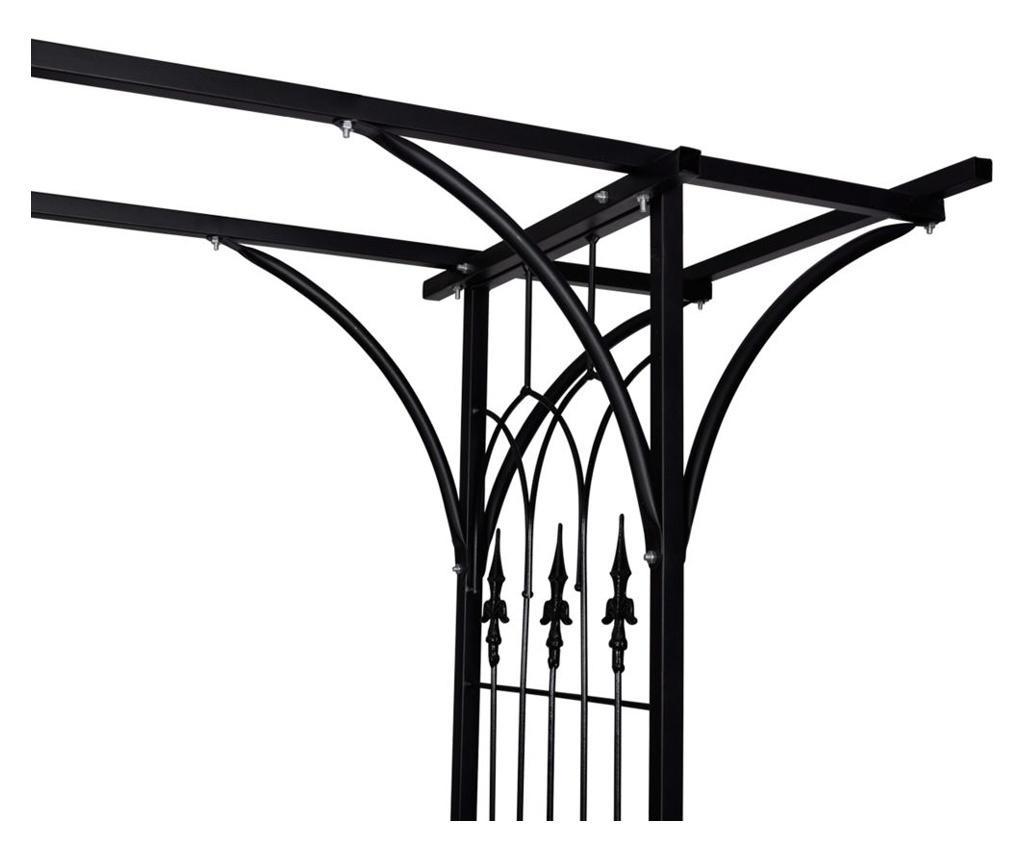 Градинска арка, 200x52x204 см