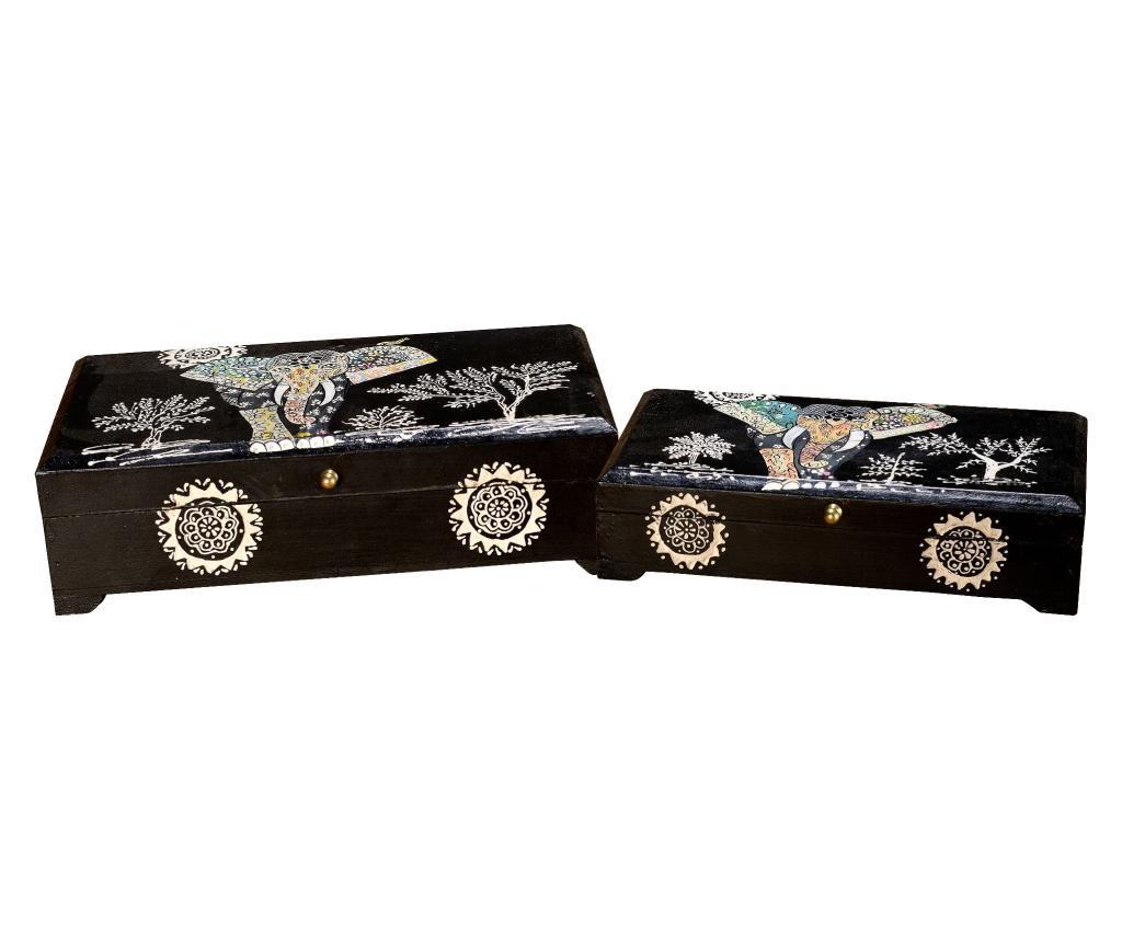 Set 2 kutije za nakit