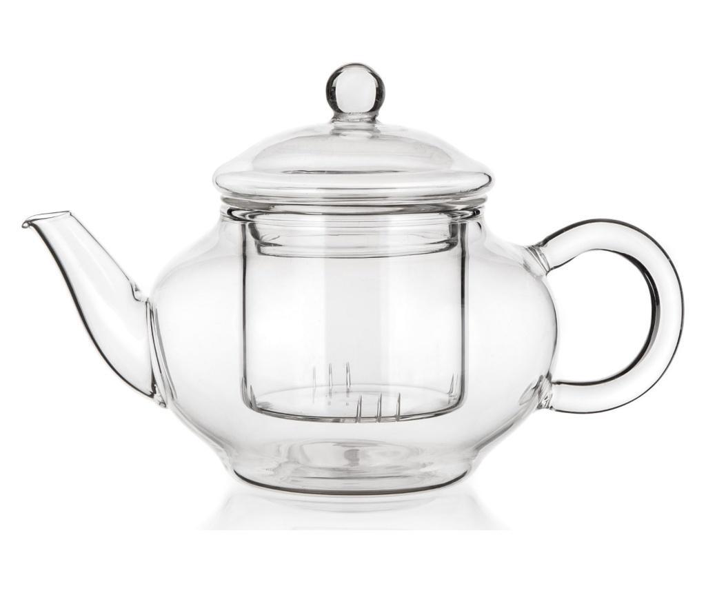 Ceainic cu pereti dubli Doblo 280 ml