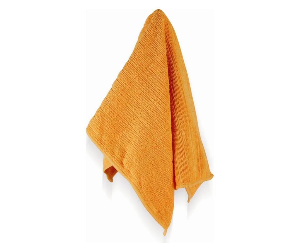 Laveta microfibre Melita Orange