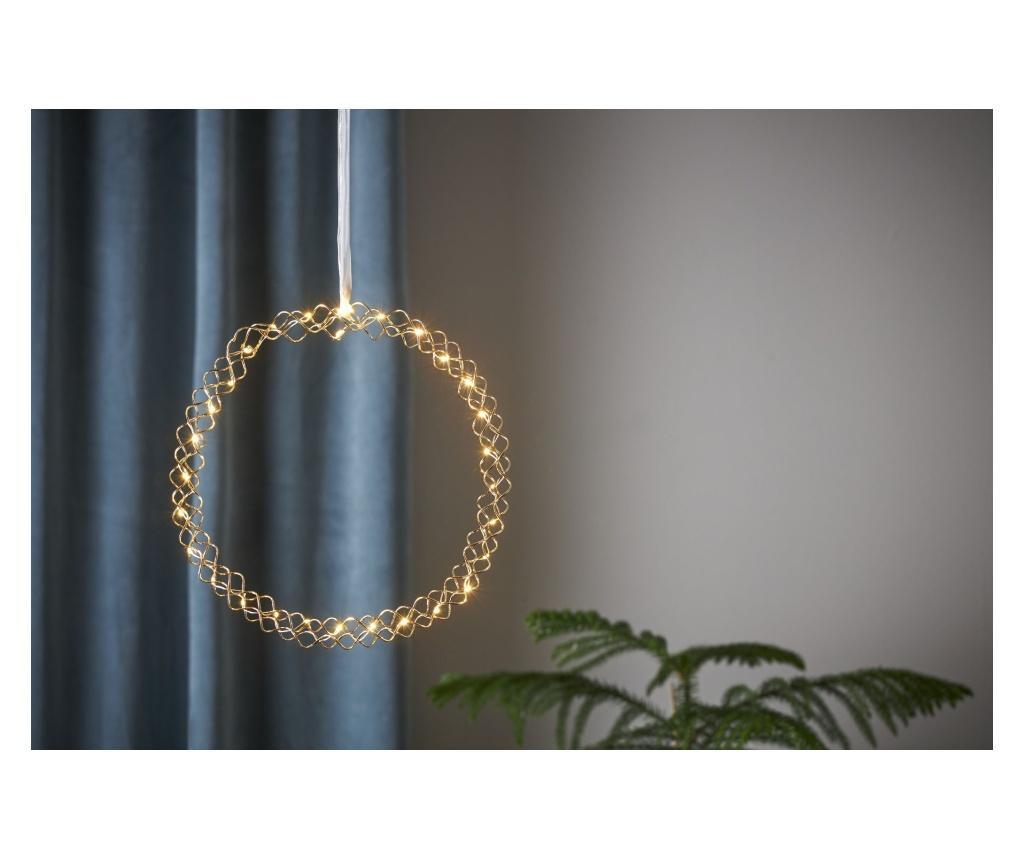 Viseći LED ukras Hoop