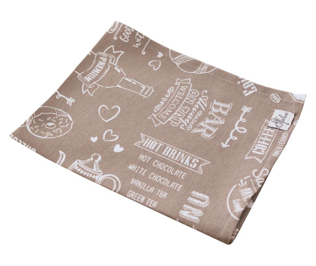Kutija za papirnate maramice Breakfast 35x45 cm
