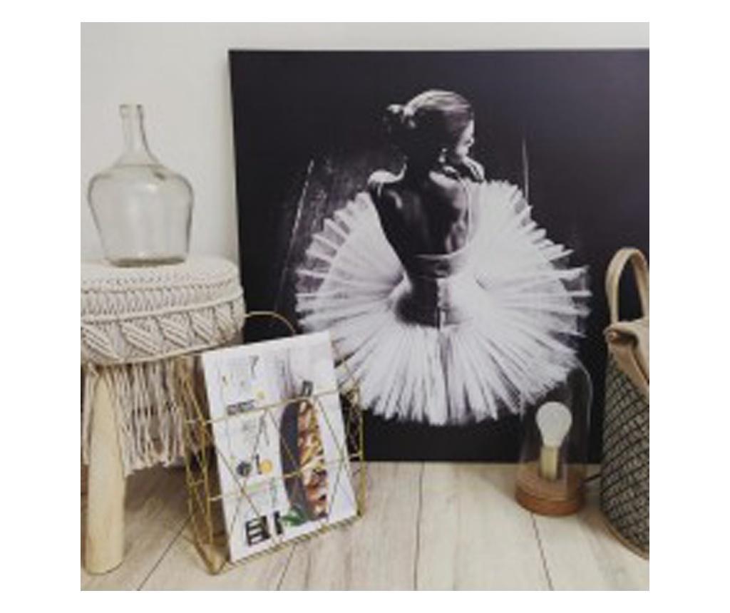 Tablou canvas Dancer, 78 X78 cm