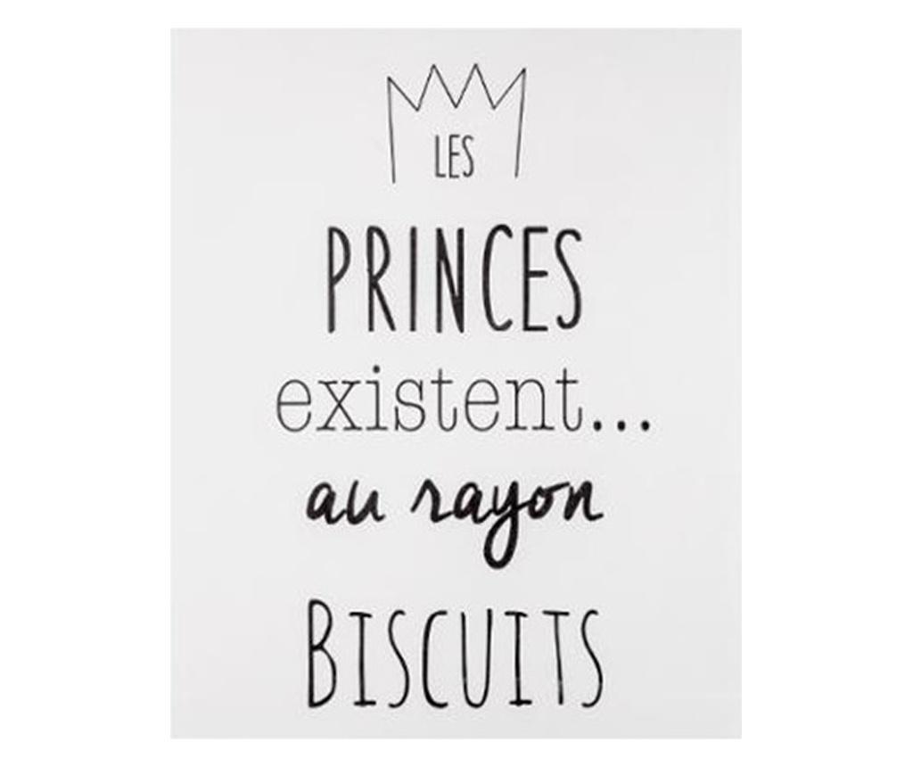 Tablou sticker Princes 30x40 cm