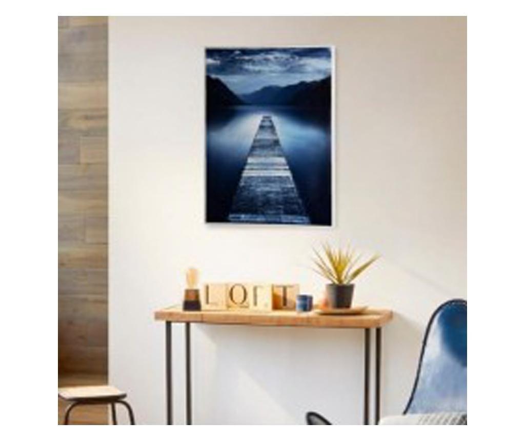 Tablou canvas Deep Water, 58x78 cm